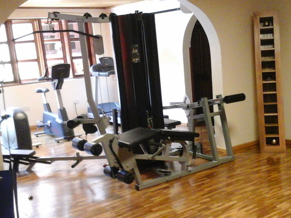 Gym Esther's Hotel